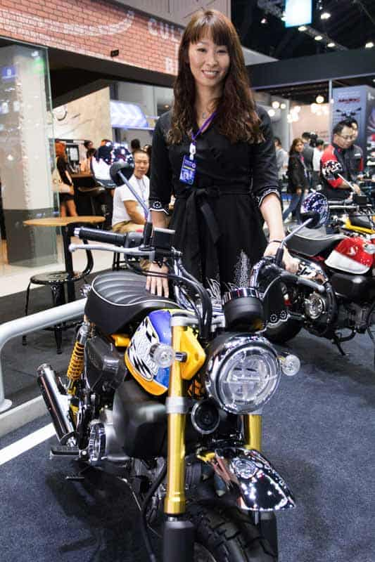 โชว์สเตปฝีมือการแต่ง Honda Monkey จาก 3 สำนักแต่งชื่อดังของญี่ปุ่น | MOTOWISH 55