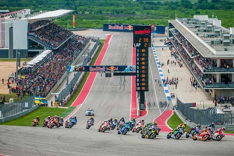 ตารางเวลาถ่ายทอดสด MotoGP 2018 สนามที่ 3 Americas GP พร้อมลิงค์ถ่ายทอดสดการแข่งขัน | MOTOWISH 36