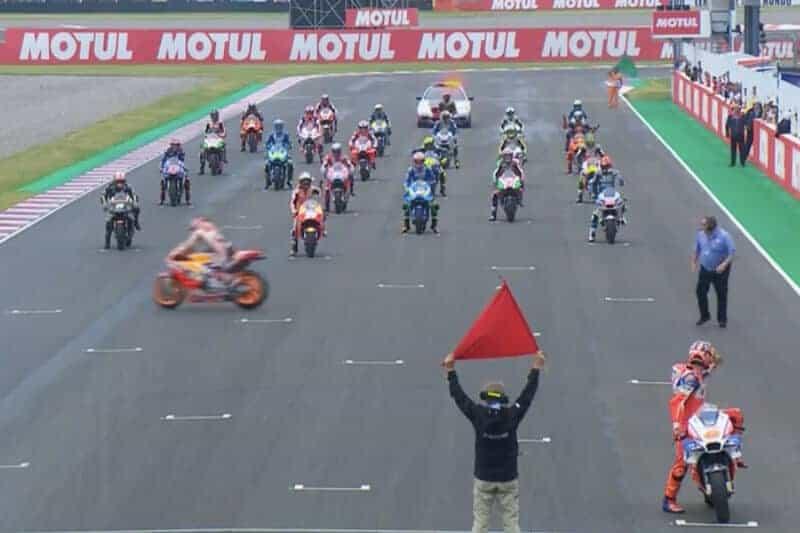 ย้อนหลังการแข่งขัน MotoGP 2018 สนามที่ 2 ArgentinaGP โคตรมันส์ โคตรดราม่า โคตรเดือด !!!!! | MOTOWISH 1