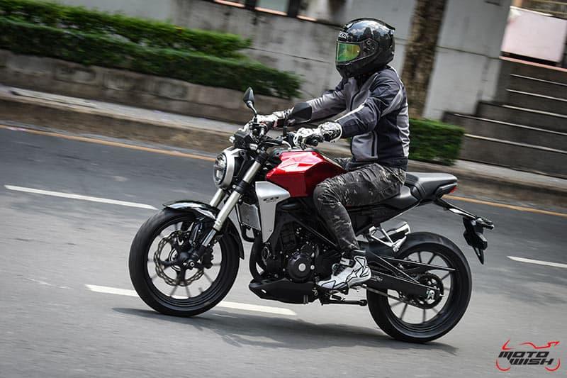 รีวิว Honda CB300R 2018 ลองให้หายข้องใจ...ว่าทำไมต้อง Neo Sports Café คราฟต์ๆๆ | MOTOWISH 51