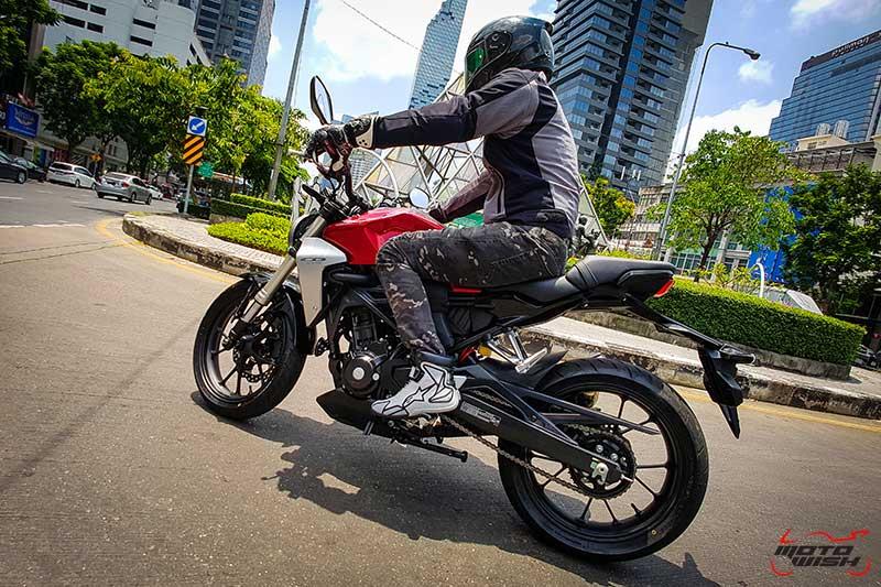 รีวิว Honda CB300R 2018 ลองให้หายข้องใจ...ว่าทำไมต้อง Neo Sports Café คราฟต์ๆๆ | MOTOWISH 54