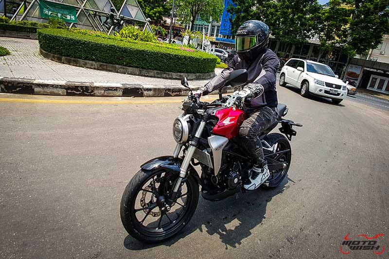 รีวิว Honda CB300R 2018 ลองให้หายข้องใจ...ว่าทำไมต้อง Neo Sports Café คราฟต์ๆๆ | MOTOWISH 55