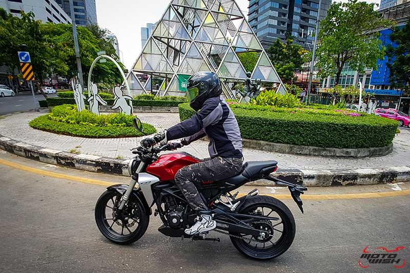 รีวิว Honda CB300R 2018 ลองให้หายข้องใจ...ว่าทำไมต้อง Neo Sports Café คราฟต์ๆๆ | MOTOWISH 56