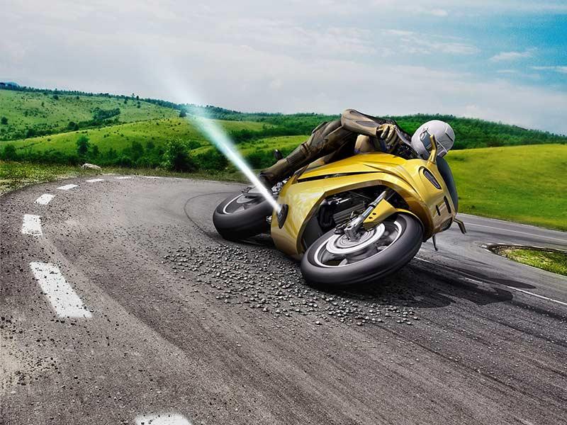 ชมนวัตกรรมแรงดันเจ็ทจาก Bosch ดันรถตั้งตรง ป้องกันการลื่นไถล | MOTOWISH