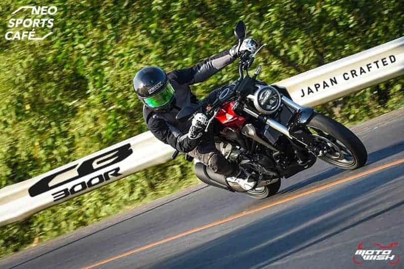 รีวิว Honda CB300R 2018 ลองให้หายข้องใจ...ว่าทำไมต้อง Neo Sports Café คราฟต์ๆๆ | MOTOWISH 50