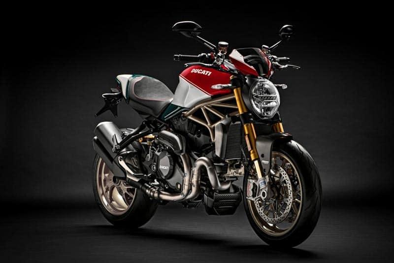 Ducati Monster 1200 25 Anniversario ครบรอบ 25 ปีทั้งที มีหรือจะธรรมดา | MOTOWISH 7