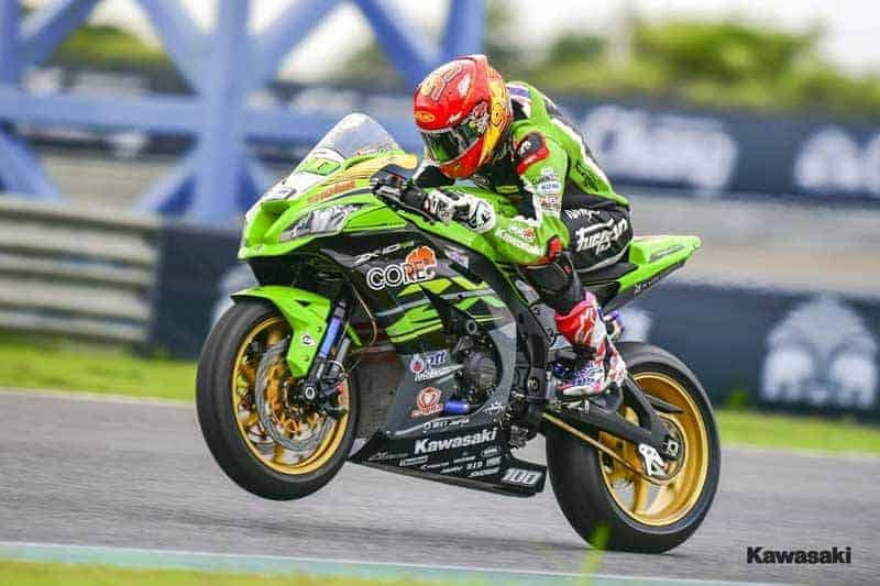 "Kawasaki ส่ง ""ติ๊งโน๊ต-ซีเค"" ล่าแชมป์ ""PTT BRIC SUPERBIKE 2018"" ประเดิมสนามแรกสุดสัปดาห์นี้ ! | MOTOWISH 1"