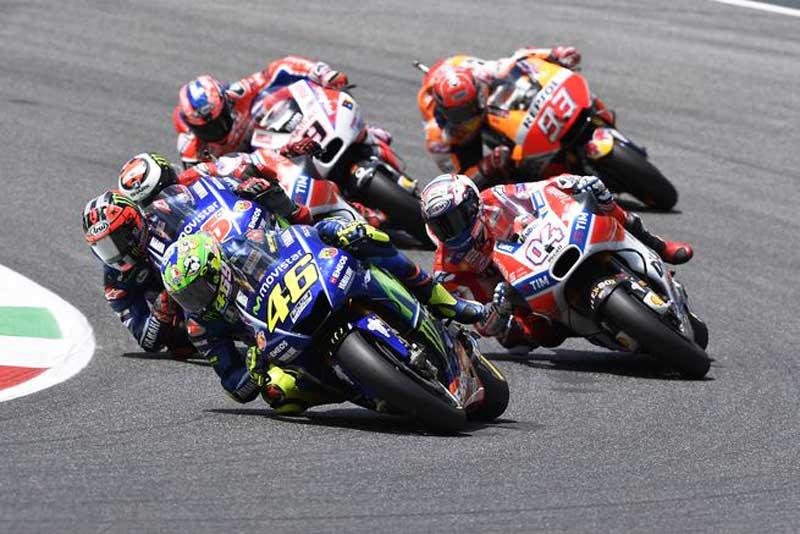 ตารางเวลาถ่ายทอดสด MotoGP 2018 สนามที่ 6 ItalianGP พร้อมลิงค์ถ่ายทอดสดการแข่งขัน | MOTOWISH 2