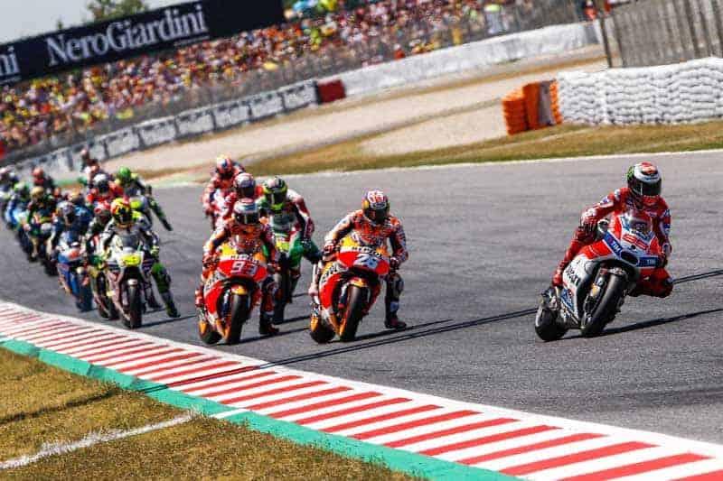 ตารางเวลาถ่ายทอดสด MotoGP 2018 สนามที่ 7 Catalan GP พร้อมลิงค์ถ่ายทอดสดการแข่งขัน | MOTOWISH 2