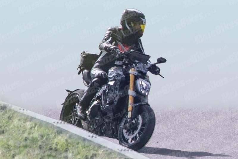 ส่อง Ducati Diavel ใหม่ ในระหว่างการทดสอบแบบลับๆ | MOTOWISH 1