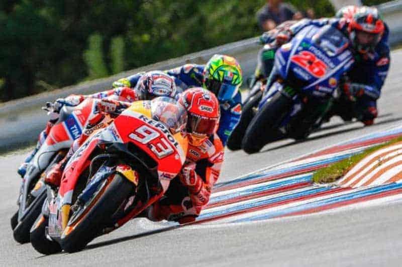 เรียกน้ำย่อยก่อนเริ่มครึ่งฤดูกาลหลังกับ 8 เหตุการณ์ ที่เกิดขึ้นในการแข่งขัน MotoGP สนามเบอร์โน | MOTOWISH