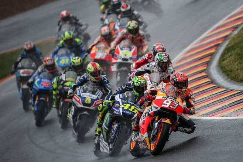 ตารางเวลาถ่ายทอดสด MotoGP 2018 สนามที่ 9 German GP พร้อมลิงค์ถ่ายทอดสดการแข่งขัน | MOTOWISH