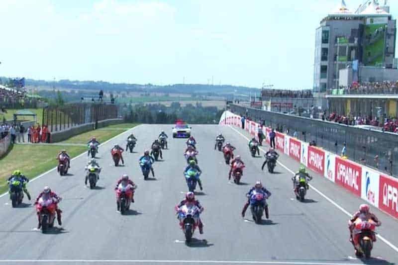 ย้อนหลังการแข่งขัน MotoGP 2018 สนามที่ 9 German GP มาเกซ ตอกย้ำฉายา คิง ออฟ ซัคเซนริง | MOTOWISH