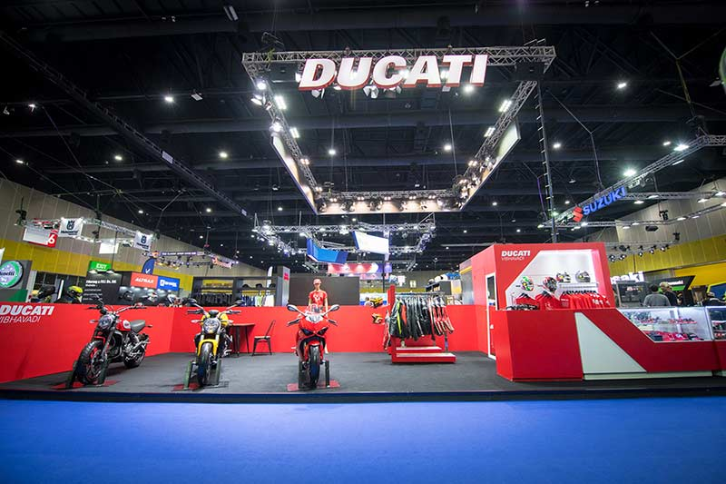 Ducati Panigale V4 คว้ารางวัล Big Best Bigbike of the Year 2017-2018 พร้อมจัดแคมเปญใหญ่ในงาน BIG Motor Sale 2018 | MOTOWISH 2