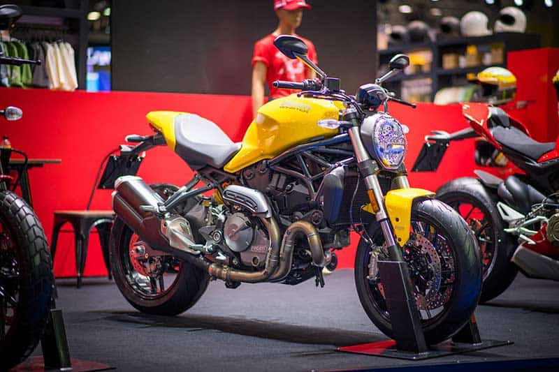 Ducati Panigale V4 คว้ารางวัล Big Best Bigbike of the Year 2017-2018 พร้อมจัดแคมเปญใหญ่ในงาน BIG Motor Sale 2018 | MOTOWISH 3