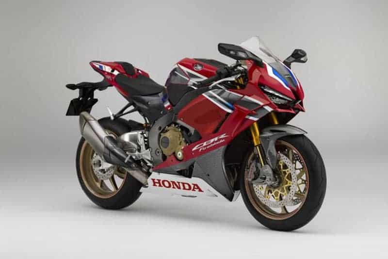 รอดู!! Honda ปั้นแรงม้าใส่ CBR1000RR 2019 สูงถึง 212 แรงม้า | MOTOWISH 1