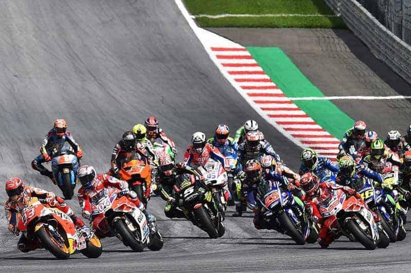 ตารางเวลาถ่ายทอดสด MotoGP 2018 สนามที่ 11 Austrian GP พร้อมลิงค์ถ่ายทอดสดการแข่งขัน | MOTOWISH