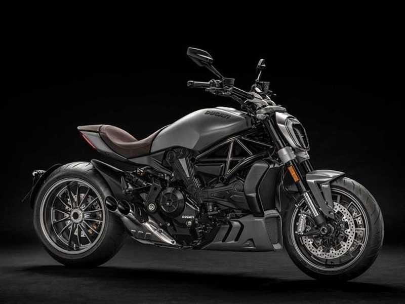 "Ducati XDiavel 2019 ออกสีใหม่ ""ดุดัน หล่อ เข้ม""   MOTOWISH 1"