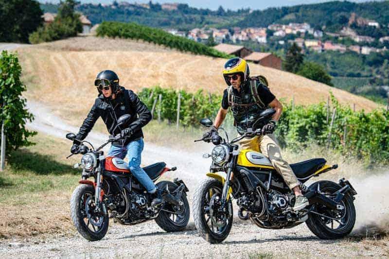 Ducati เปิดตัว Scrambler ICON ปี 2019 ลุ้นสัมผัสตัวจริงงานมอเตอร์เอ็กซ์โป ปลายปีนี้ | MOTOWISH 1
