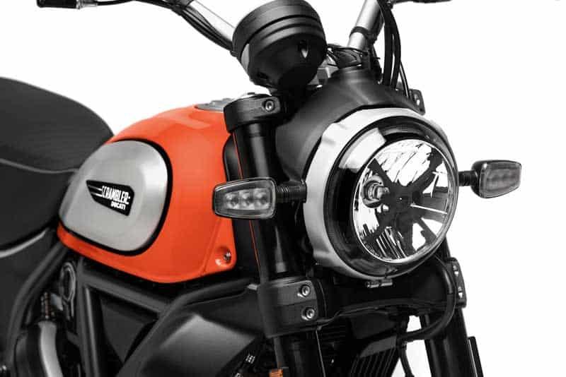 Ducati เปิดตัว Scrambler ICON ปี 2019 ลุ้นสัมผัสตัวจริงงานมอเตอร์เอ็กซ์โป ปลายปีนี้   MOTOWISH 6