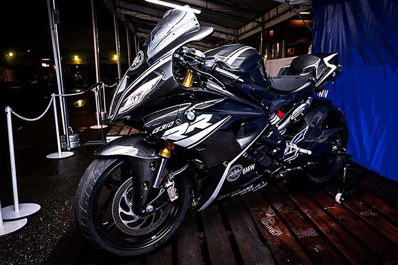 ร่างจำแลง BMW G310RR แสดงตัวในงาน Motorrad Days ประเทศญี่ปุ่น | MOTOWISH 2