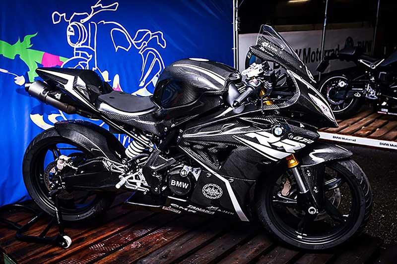 ร่างจำแลง BMW G310RR แสดงตัวในงาน Motorrad Days ประเทศญี่ปุ่น | MOTOWISH 1
