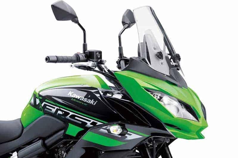 Kawasaki Versys 1000 2019 มาพร้อมท่อไอเสียแบบใหม่ ปล่อยมลพิษน้อยลง | MOTOWISH 3