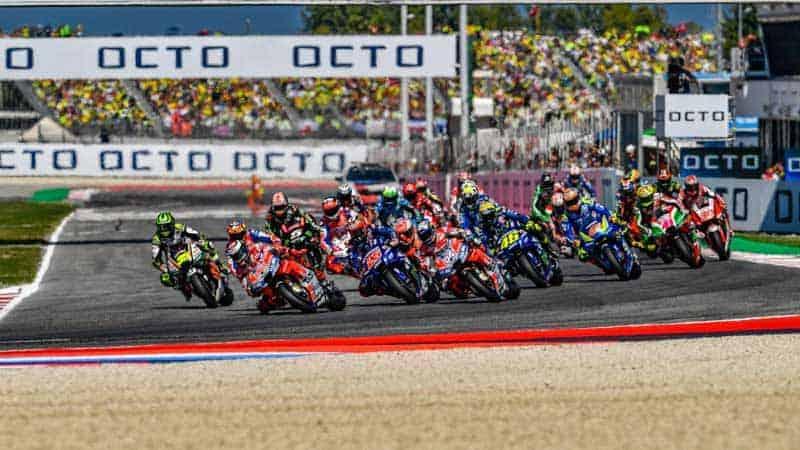 อัพเดท คะแนนสะสมนักแข่ง MotoGP 2018 หลังจบการแข่งขันสนามที่ 13 มิซาโน่ ประเทศอิตาลี | MOTOWISH