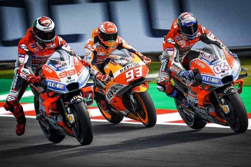 ตารางเวลาถ่ายทอดสด MotoGP 2018 สนามที่ 13 Sanmarino GP พร้อมลิงค์ถ่ายทอดสดการแข่งขัน   MOTOWISH