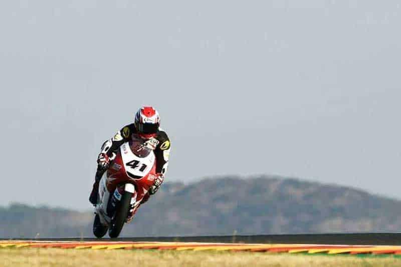 "Moto3 อารากอน ""ชิพ#41"" ซ้อมวันแรกตามหลังผู้นำ 3 วินาที | MOTOWISH"