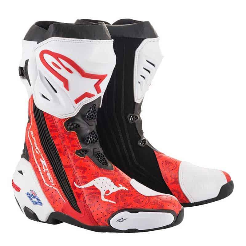 "Alpinestars เปิดตัว รองเท้าบูทรุ่นลิมิเต็ด Supertech R ""Casey Stoner"" | MOTOWISH 3"