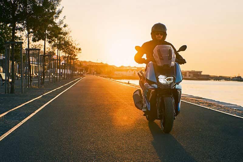 BMW เปิดตัว C 400 X (Limited Edition) จำนวนจำกัด 26 คันในไทย เปิดราคา 399,000 บาท | MOTOWISH 2