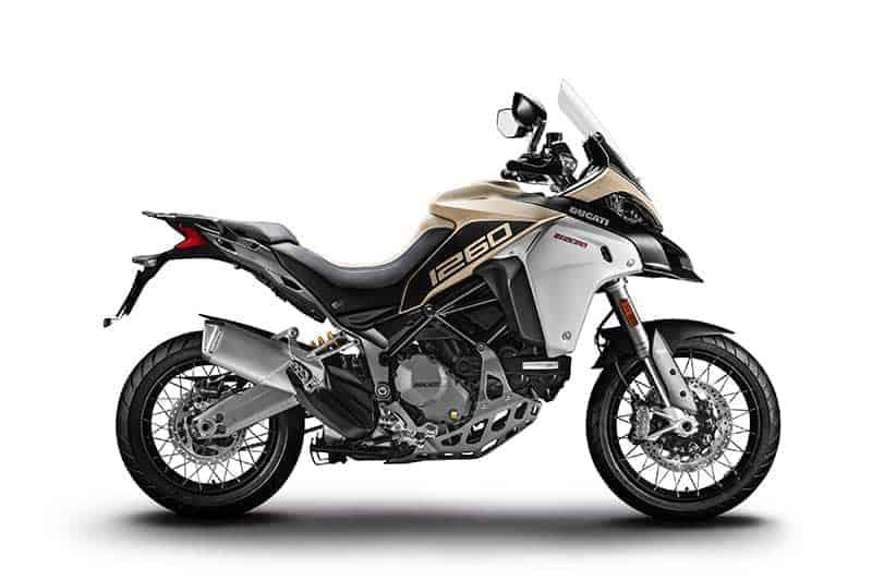 เปิดตัวตามนัด Ducati Multistrada 1260 Enduro 2019 เครื่องใหม่ ใส่ระบบอิเล็กทรอนิกส์ชุดใหญ่ พร้อมลุย! | MOTOWISH 6