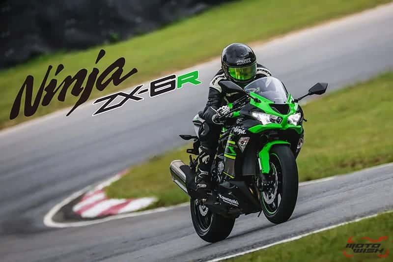 รีวิว Kawasaki Ninja ZX-6R 2019 #DNA จากสนามแข่ง สู่ความเร้าใจบนท้องถนน   MOTOWISH 58