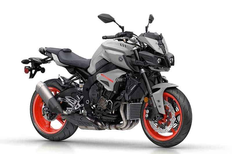 "Yamaha เปิดสีใหม่ ""Ice Fluo"" ให้รถตระกูล MT 2019 ครบทุกรุ่น | MOTOWISH 5"