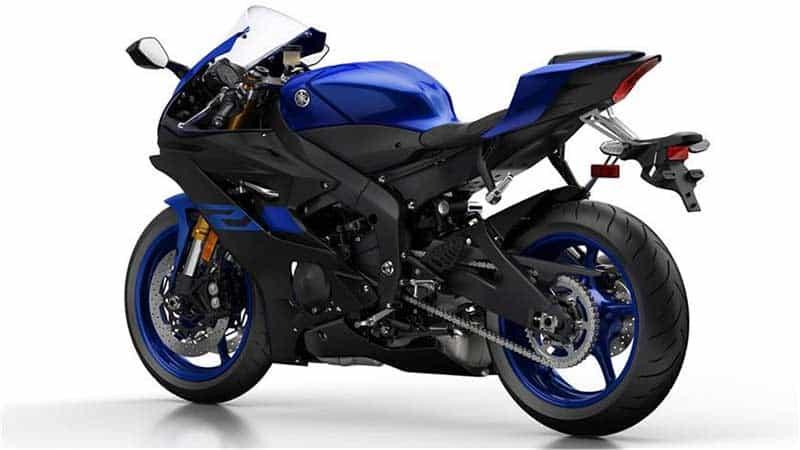 มาครบทีม Yamaha YZF-R1, R6, R3 เผยสีใหม่รับปี 2019 | MOTOWISH 7
