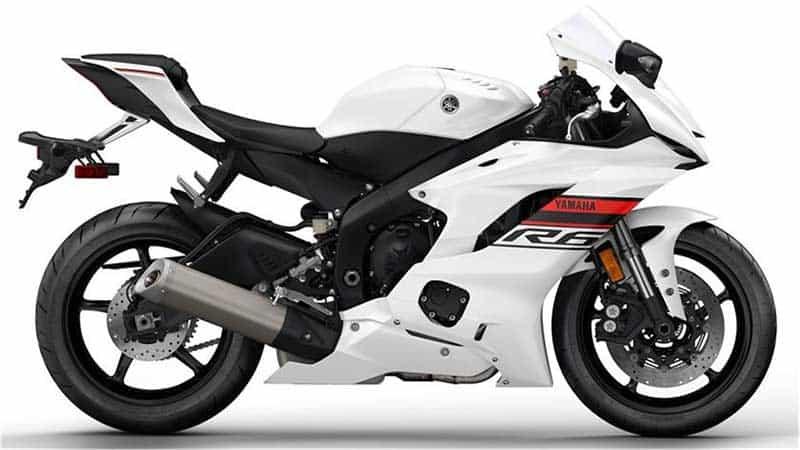 มาครบทีม Yamaha YZF-R1, R6, R3 เผยสีใหม่รับปี 2019 | MOTOWISH 9