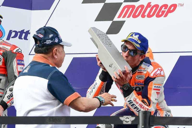 อัพเดท คะแนนสะสมนักแข่ง MotoGP 2018 หลังจบการแข่งขันสนามที่ 15 สนามช้างฯ ประเทศไทย | MOTOWISH