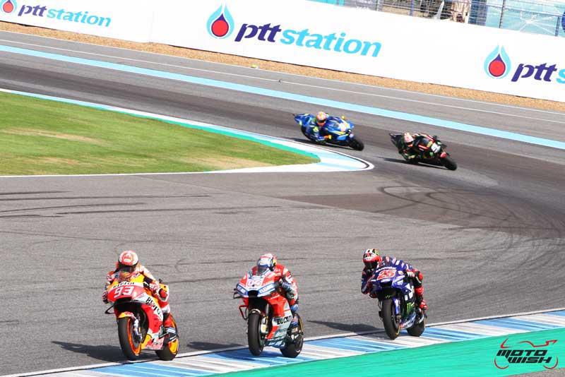 คนไทยเฮสนั่นกับ MotoGP สนามที่ 15 มาเกซ โดวิ บีญาเลส บู๊เดือดขึ้นโพเดียมสุดมันส์ !!! | MOTOWISH 2