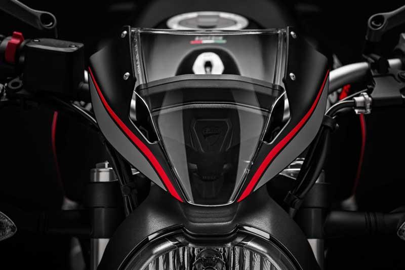 Ducati Monster 821 Stealth 2019 รุ่นสุดท้าย พร้อมเสริมออฟชั่น | MOTOWISH 3