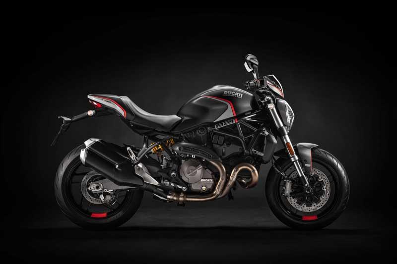 Ducati Monster 821 Stealth 2019 รุ่นสุดท้าย พร้อมเสริมออฟชั่น | MOTOWISH 5