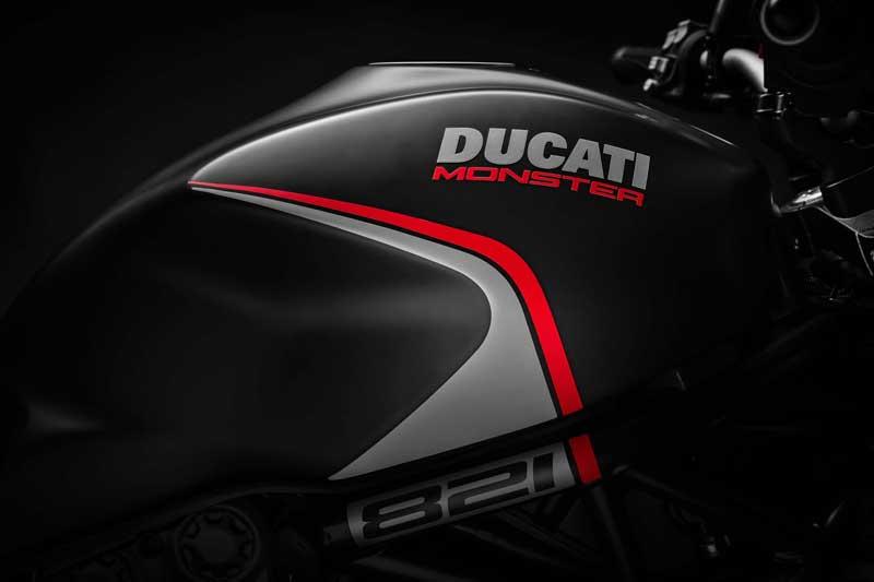 Ducati Monster 821 Stealth 2019 รุ่นสุดท้าย พร้อมเสริมออฟชั่น | MOTOWISH 6