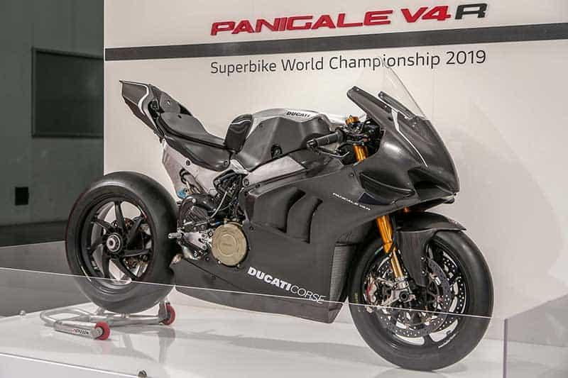 Ducati Panigale V4 RS19 รถแข่งสุดล้ำ พร้อมระห่ำศึก WorldSBK | MOTOWISH 2
