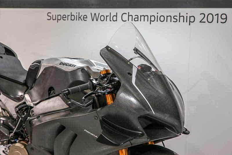 Ducati Panigale V4 RS19 รถแข่งสุดล้ำ พร้อมระห่ำศึก WorldSBK | MOTOWISH 3