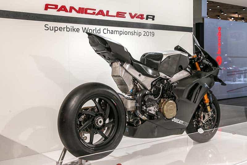 Ducati Panigale V4 RS19 รถแข่งสุดล้ำ พร้อมระห่ำศึก WorldSBK | MOTOWISH 4