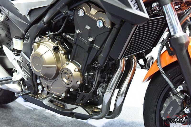 เปิดตัว All New Honda CBR500R, CB500F, CB500X พร้อมราคาโปรโมชั่น Motor Expo 2018   MOTOWISH 2