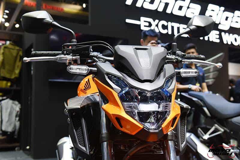 เปิดตัว All New Honda CBR500R, CB500F, CB500X พร้อมราคาโปรโมชั่น Motor Expo 2018   MOTOWISH 3