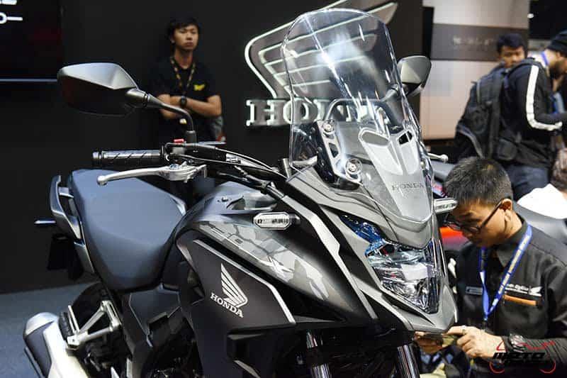 เปิดตัว All New Honda CBR500R, CB500F, CB500X พร้อมราคาโปรโมชั่น Motor Expo 2018   MOTOWISH 22