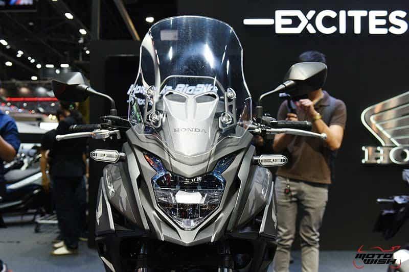 เปิดตัว All New Honda CBR500R, CB500F, CB500X พร้อมราคาโปรโมชั่น Motor Expo 2018   MOTOWISH 23