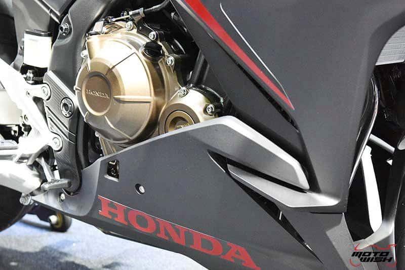 เปิดตัว All New Honda CBR500R, CB500F, CB500X พร้อมราคาโปรโมชั่น Motor Expo 2018   MOTOWISH 12